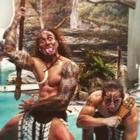 Haka Dancers USA