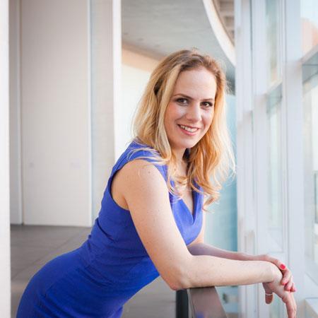 Stefanie Schmidts - Speaker