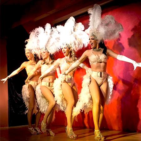 L'AURA SPECTACLES - Cabaret Dancers