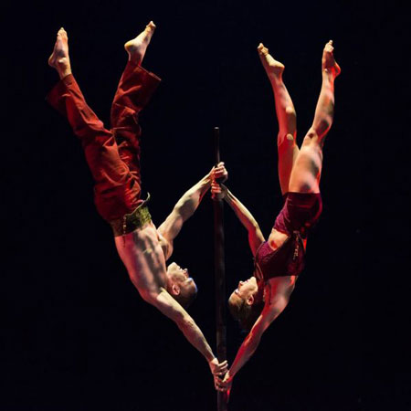 Dominic Lacasse - Aerialists