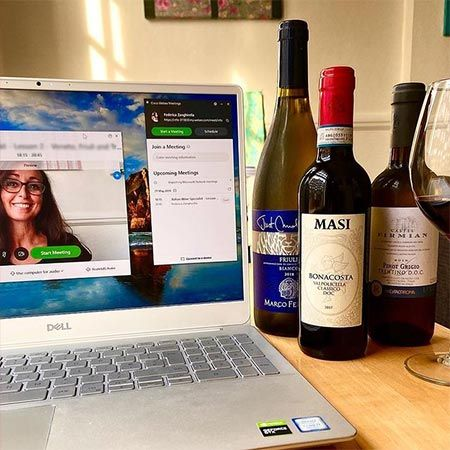 Wine Sommelier - Virtual Experience