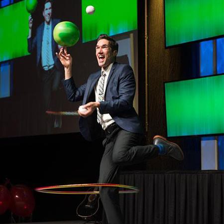 Josh Casey - Comedy Juggler