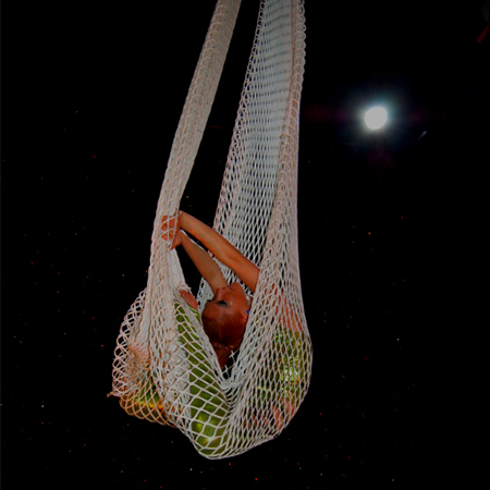 Katrina Asfardi - Aerial net
