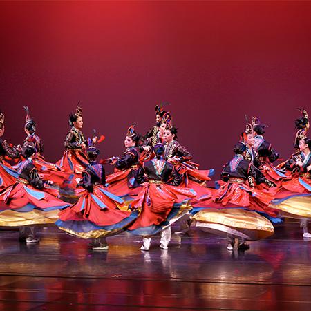 Woorigarak Korean Cultural Center - Korean Dance Shows