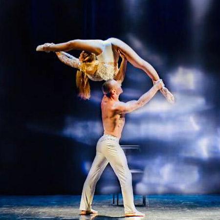 Duo Vitality - Duo acro balance