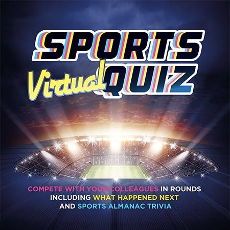 Interactive Virtual Sports Quiz