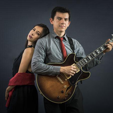 Acitrón Dúo - Voice and Guitar Ensemble