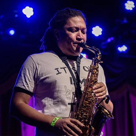 Thomas Hutchings - Sax Player