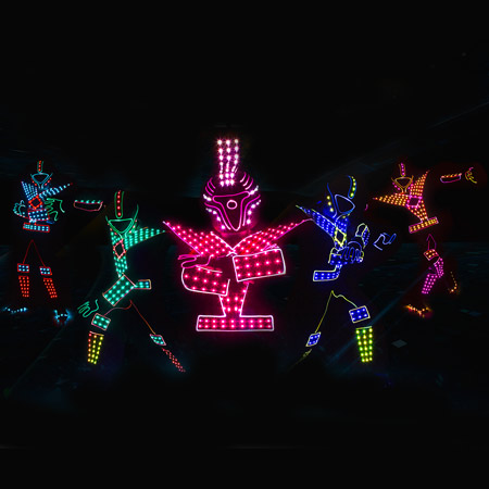 Ranger LED Tron