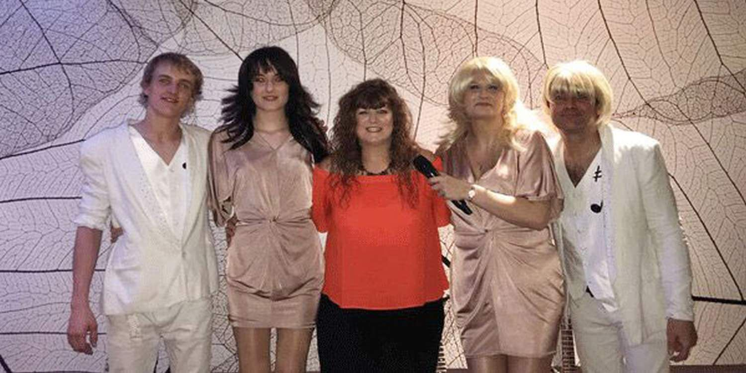 'ABBA' Arrive At Dartmouth Golf And Country Club