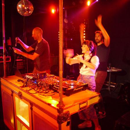 Stick It On - Alternative DJ Act