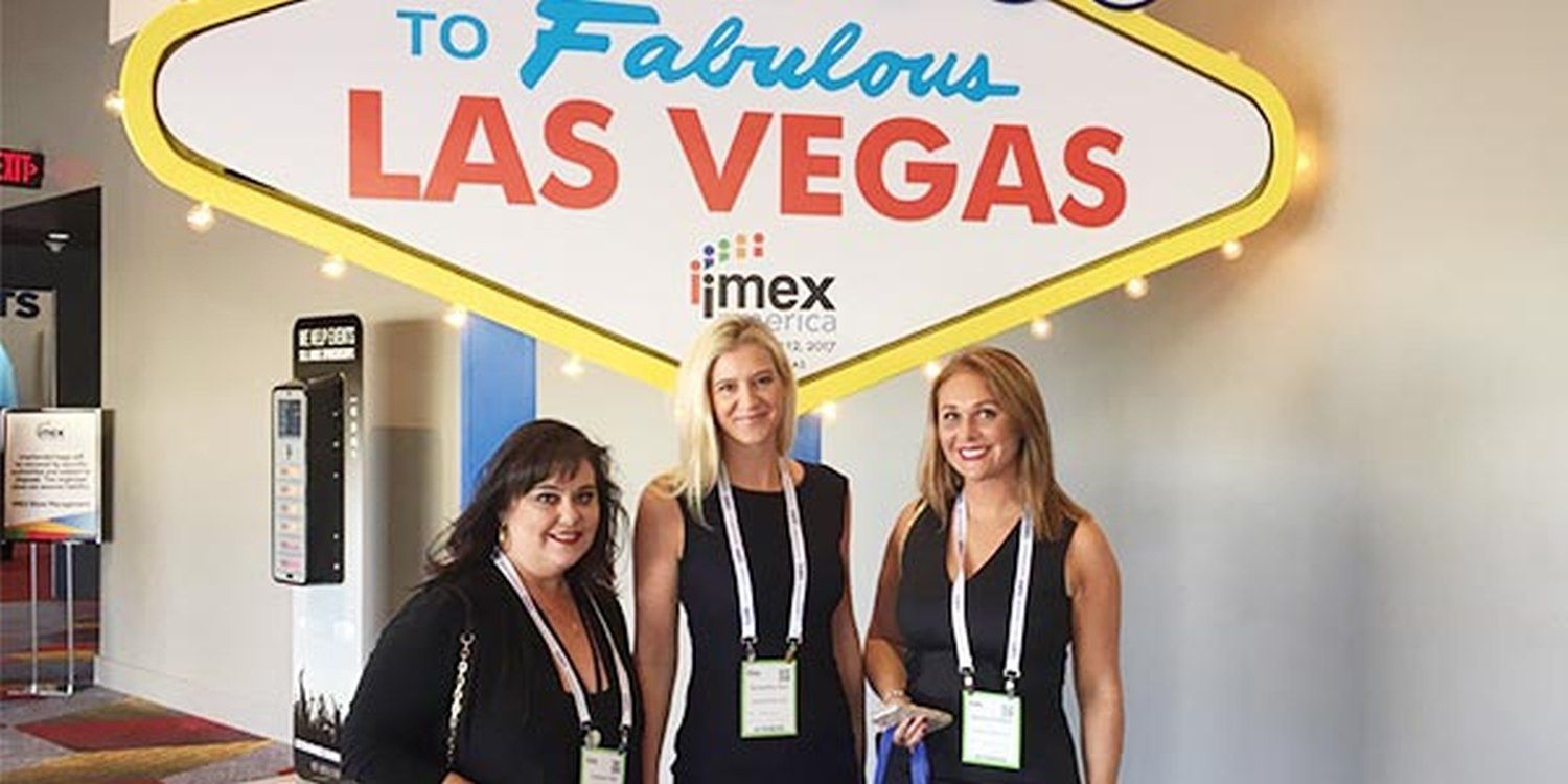 Scarlett Entertainment Networks With Industry Leaders At IMEX