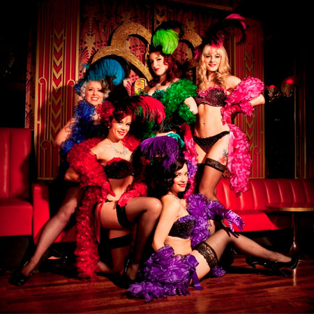 The Folly Mixtures - Burlesque Dance Troupe