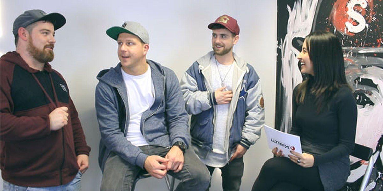 Beatbox Trio Impress Scarlett HQ