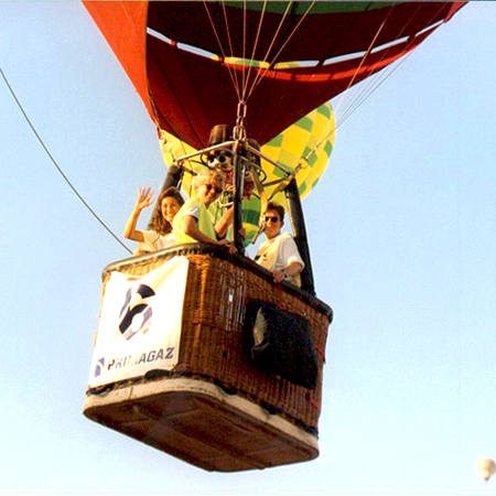 Dreams and Adventures - Balloon Festival Experience