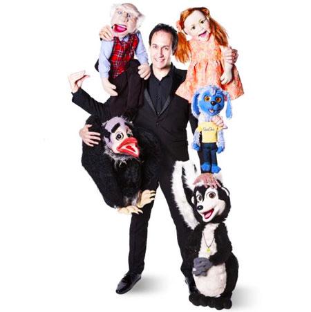 Steve Hewlett - Ventriloquist
