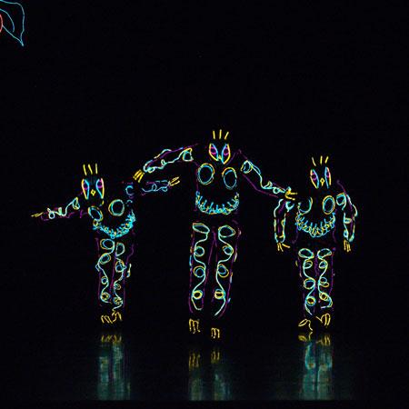 Rainbow Dance Theatre - IlumiDance