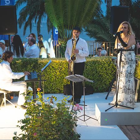 Sharay Duque Jazz - Jazz Trio