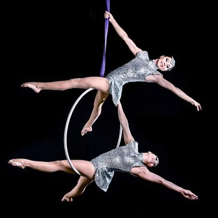 Aaliyah Art - Aerial Performers