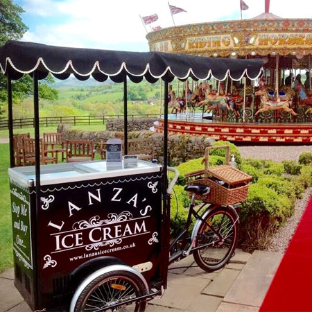 Lanza's Traditional Ice-cream - Mobile Catering Service