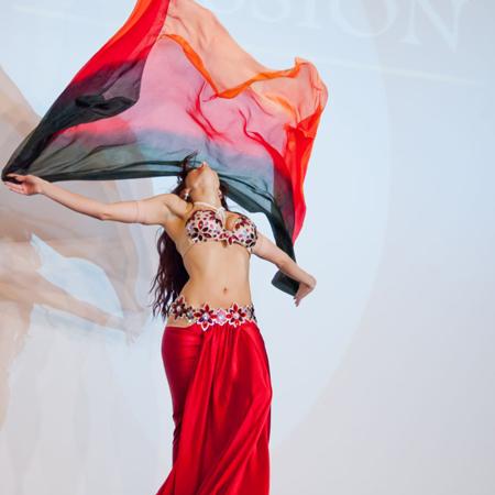 Myriam Aamina - Greek Belly Dancer