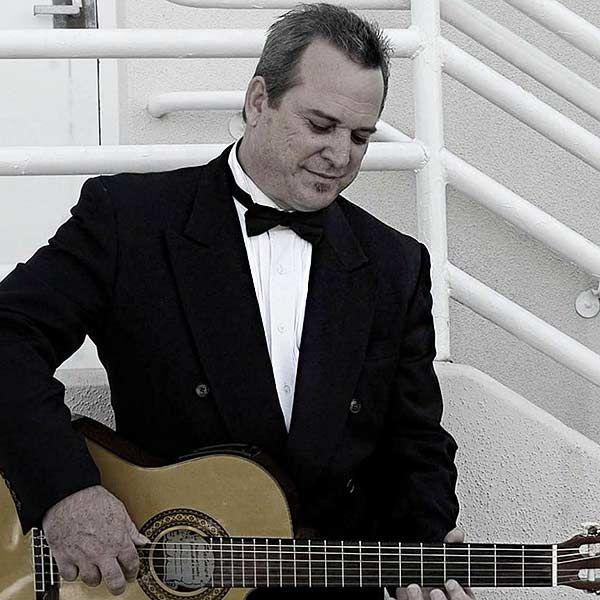 May Barreto Latin Guitarist