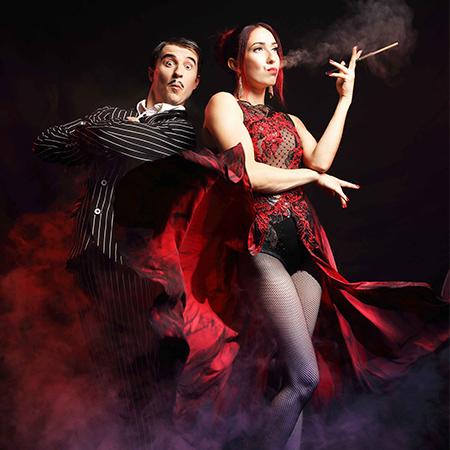 Duo konchakovsky - Halloween Circus Duo