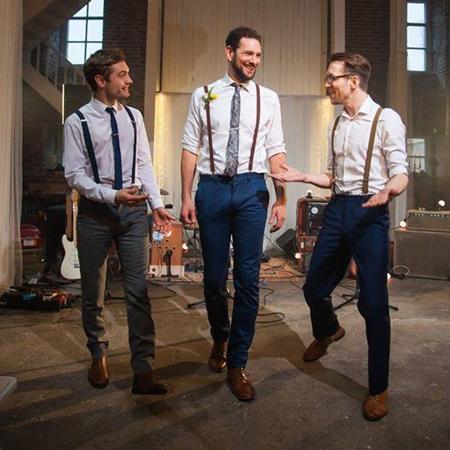 The Suitcase Trio