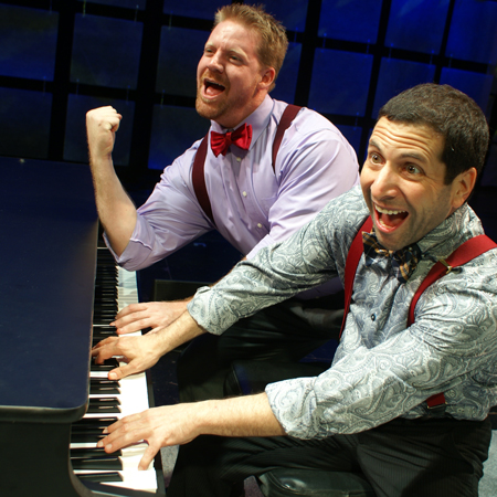 Cutting Edge Dueling Pianos