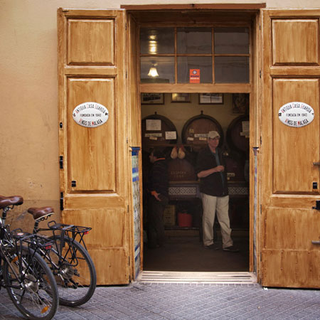 Bike Tours Malaga - Wine & Tapas Tour Malaga - Gastronomy & Culture