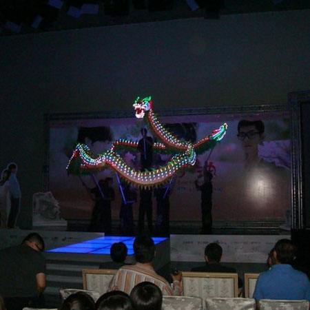 LED Dragon Dance