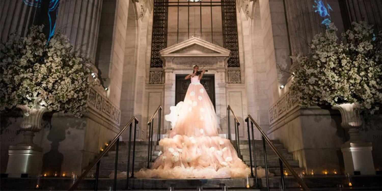 Scarlett Entertainment Amaze Attendees Of New York's Knot Gala
