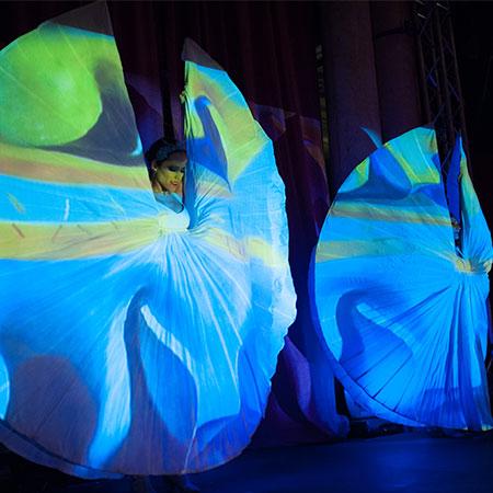 Paco Gramaje - Screen Dancers