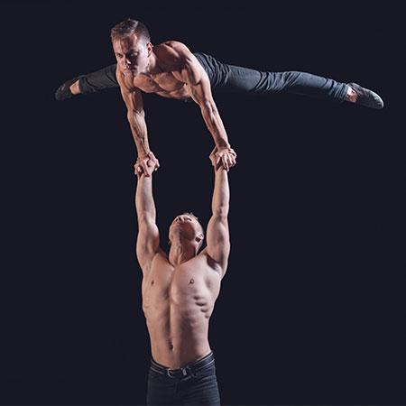 Pulin&Tarasenko - Handbalance duo