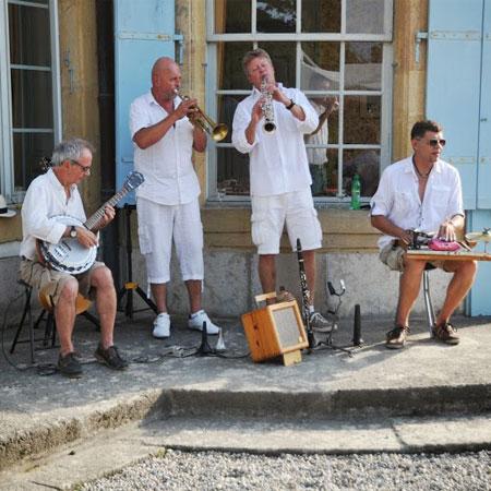 Le Macadam Jazz Band
