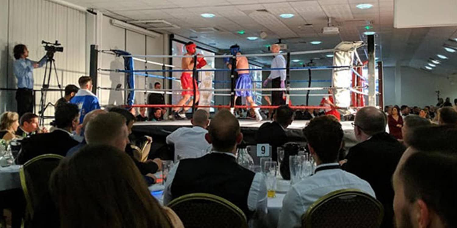 Exeter Chiefs' Boxing Debut