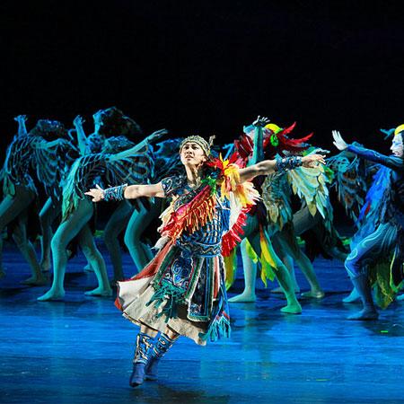 Qibu Culture - Shangri-La Theatre Show