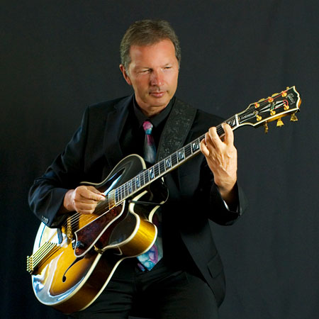 Beat Baumli Jazz-Guitarist