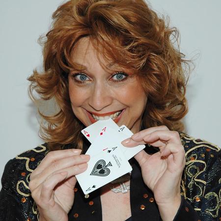 Sylvia Schuyer - Female Magician