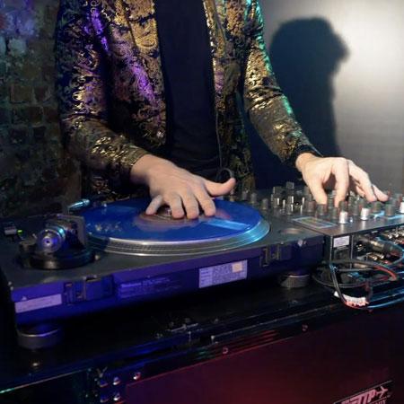 Wide Awake - DJ add-on for live band