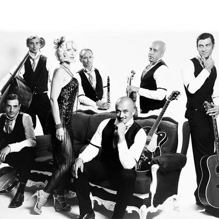 Caroline & The Swing Fellows