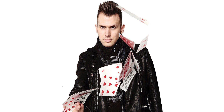 TV Magician Joel's Virtual Magic Show Entertains Software Experts