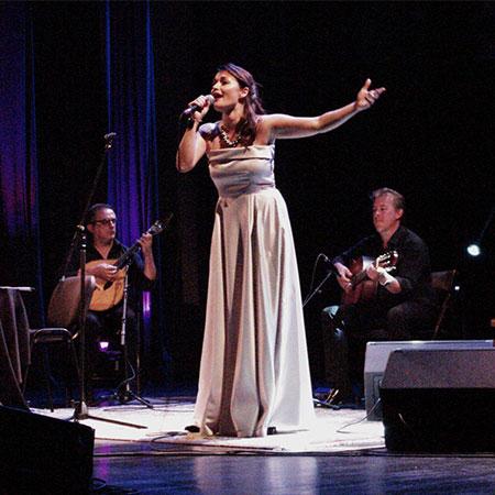 Maja Milinkovic - Fado Singer