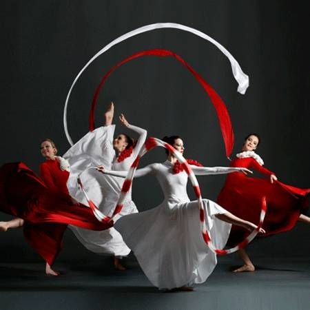 Divine Company - Ribbon Dancers