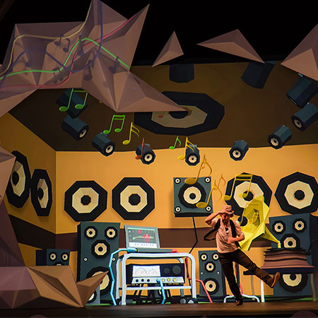 Motion Lab - Visual Theatre
