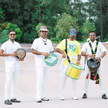 Rhythm Masala - Drumming Group
