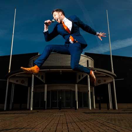 Paul Skerritt - Swing Singer