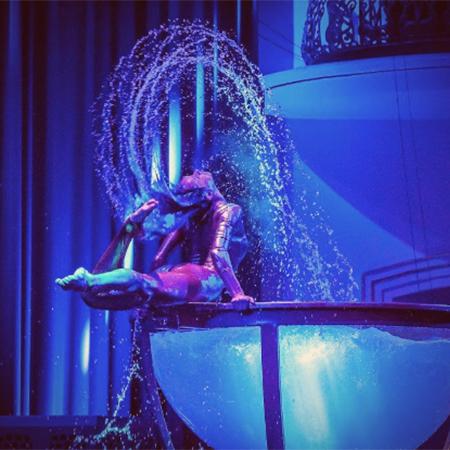 Katrina Asfardi - Water bowl