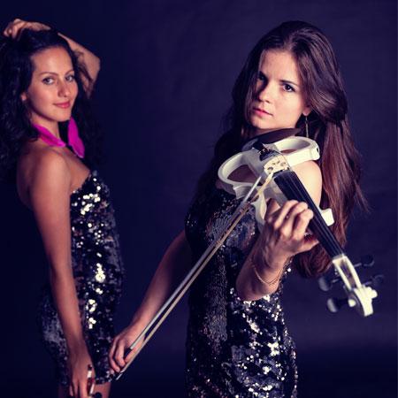 Lady Violin Strings