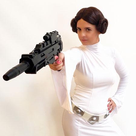 Princess Leia Character